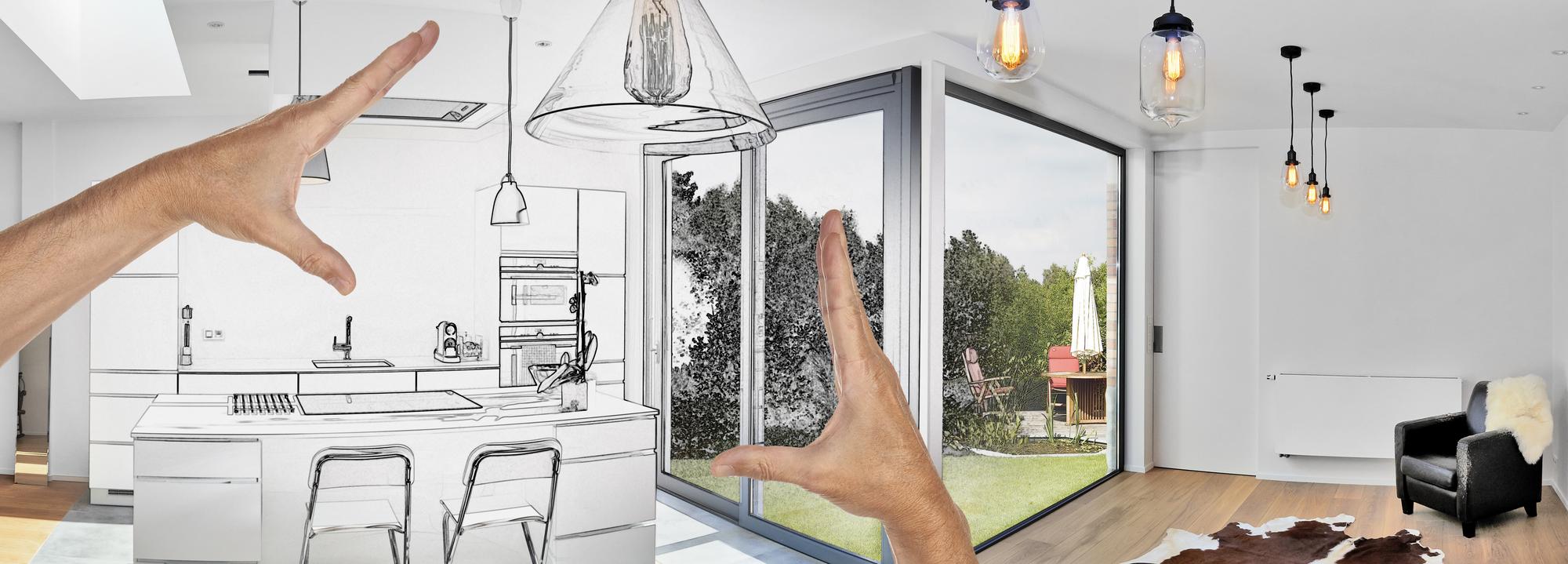 Three keys to a modern home renovation