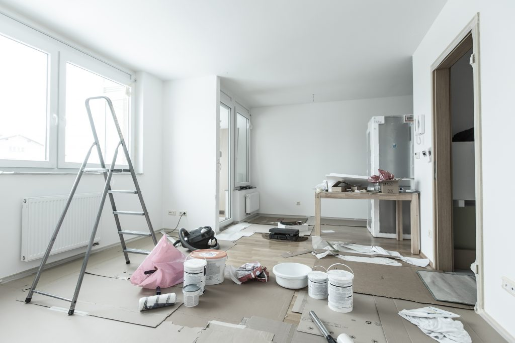 renovations for DIYers Vs renovations for pros